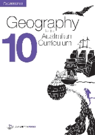 GEOGRAPHY AC 10 TEXTBOOK + ELECTRONIC WORKBOOK BUNDLE
