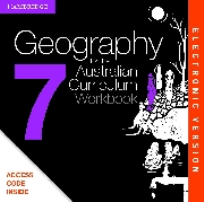 GEOGRAPHY AC 7 ELECTRONIC WORKBOOK