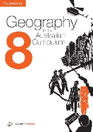 GEOGRAPHY AC 8 TEXTBOOK + ELECTRONIC WORKBOOK BUNDLE