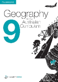 GEOGRAPHY AC 9 TEXTBOOK + EBOOK + ELECTRONIC WORKBOOK BUNDLE