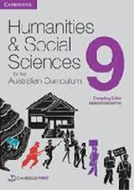 HUMANITIES AND SOCIAL SCIENCES AC YEAR 9 TEXTBOOK + EBOOK