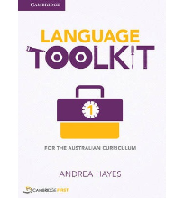 LANGUAGE TOOLKIT 1 FOR THE AUSTRALIAN CURRICULUM