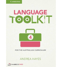 LANGUAGE TOOLKIT 4 FOR THE AUSTRALIAN CURRICULUM