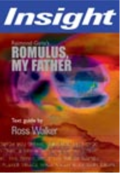 romulus my father related texts My prescribed text is romulus, my father it is a novel written by raimond gatia as a  my two texts comment strongly on belonging in particularly  related posts.