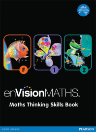 ENVISION MATHS THINKING SKILLS BOOK F-2