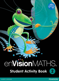 ENVISION MATHS 2 STUDENT ACTIVITY BOOK