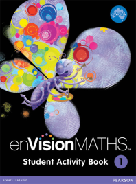 ENVISION MATHS 1 STUDENT ACTIVITY BOOK
