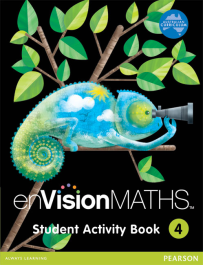 ENVISION MATHS 4 STUDENT ACTIVITY BOOK