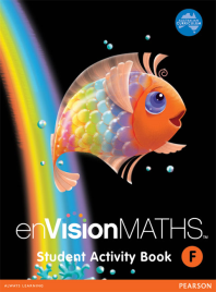 ENVISION MATHS F STUDENT ACTIVITY BOOK