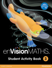 ENVISION MATHS 3 STUDENT ACTIVITY BOOK