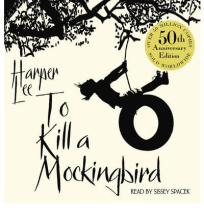 TO KILL A MOCKINGBIRD AUDIO CDS