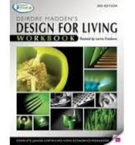 DESIGN FOR LIVING WORKBOOK