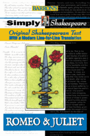BARRON'S SIMPLY SHAKESPEARE ROMEO & JULIET