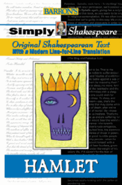 BARRON'S SIMPLY SHAKESPEARE HAMLET