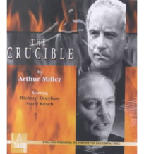 THE CRUCIBLE AUDIO CDS