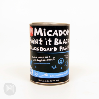BLACKBOARD PAINT TIN 500ML