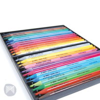PROGRESSO COLOURED PENCILS 12'S