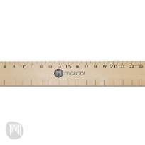 BLACKBOARD RULER 1M