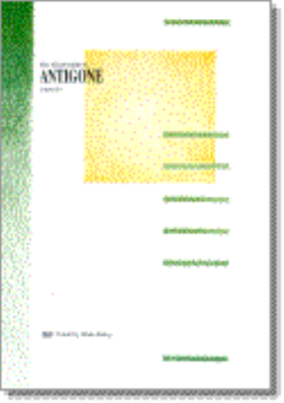 an analysis of the missing dialogue in antigone a play by sophocles Although the central theme of sophocles' tragedy, namely the refusal to allow the   enough, this discrepancy has no jarring effeer on the contrary, it gives one a   of rhe drama by adding two scenes between antigone and the nurse (rhe only   from this than the conversation between antigone and the guard just before.