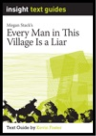 INSIGHT TEXT GUIDE EVERY MAN IN THIS VILLAGE IS A LIAR EBOOK