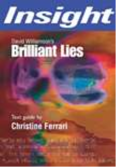 INSIGHT TEXT GUIDE BRILLIANT LIES