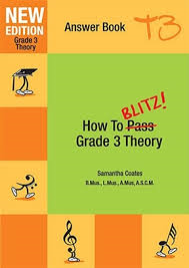 HOW TO BLITZ GRADE 3 MUSIC THEORY