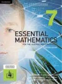 ESSENTIAL MATHEMATICS FOR THE AUSTRALIAN CURRICULUM YEAR 7 2E
