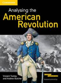 ANALYSING THE AMERICAN REVOLUTION
