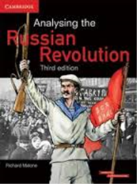 ANALYSING THE RUSSIAN REVOLUTION 3E
