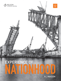 EXPERIENCE OF NATIONHOOD STUDENT BOOK