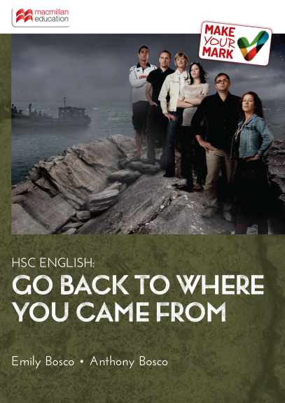 GO BACK TO WHERE YOU CAME FROM: STUDY GUIDE
