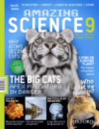 AMAZING SCIENCE 9 AUSTRALIAN CURRICULUM STUDENT BOOK + OBOOK/ASSESS