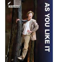 CAMBRIDGE SCHOOL SHAKESPEARE AS YOU LIKE IT
