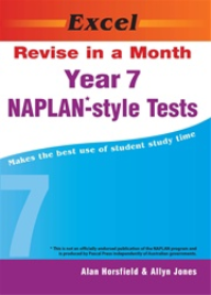YEAR 7 REVISE IN A MONTH NAPLAN* - STYLE TESTS