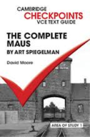 CAMBRIDGE CHECKPOINTS VCE TEXT GUIDES: THE COMPLETE MAUS