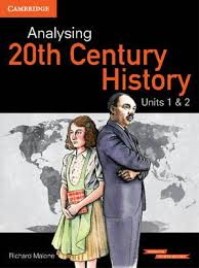ANALYSING 20TH CENTURY HISTORY EBOOK