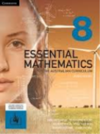 ESSENTIAL MATHEMATICS FOR THE AUSTRALIAN CURRICULUM YEAR 8 2E EBOOK