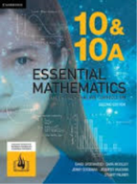 ESSENTIAL MATHEMATICS FOR THE AUSTRALIAN CURRICULUM YEAR 10&10A 2E EBOOK