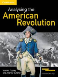 ANALYSING THE AMERICAN REVOLUTION EBOOK