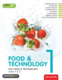 FOOD & TECHNOLOGY VCE UNITS 1&2 EBOOK
