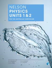 NELSON PHYSICS UNITS 1&2 AUSTRALIAN CURRICULUM EBOOK