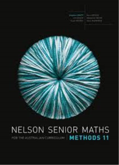 NELSON SENIOR MATHS AC METHODS 11  EBOOK