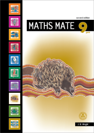 MATHS MATE 9 GOLD STUDENT PAD (No printing or refunds. Check product description before purchasing)