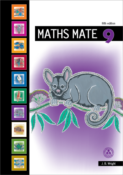 MATHS MATE 9 STUDENT PAD (No printing or refunds. Check product description before purchasing)