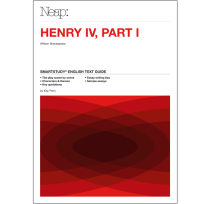 NEAP SMARTSTUDY HENRY IV, PART 1 EBOOK (No printing or refunds. Check product description before purchasing)