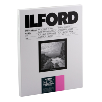 "PHOTOGRAPHIC PAPER 8.9x14"" MULTIGRADE-4 (25s) ILFORD PEARL"