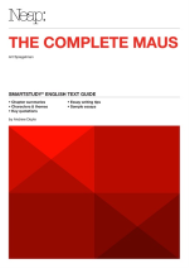 NEAP SMARTSTUDY: THE COMPLETE MAUS EBOOK (No printing or refunds. Check product description before purchasing)