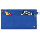 HARLEQUIN PENCIL CASE LARGE 2 ZIP 33.5x19cm