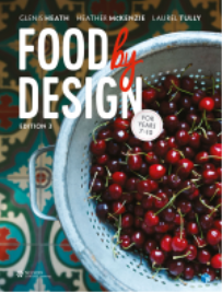 FOOD BY DESIGN STUDENT BOOK YEAR 7 - 10 3E EBOOK