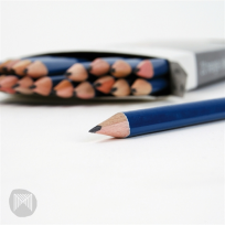 TRIANGULAR GRIP 2B PENCIL FABER CASTELL